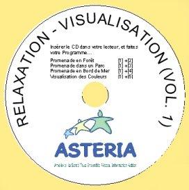 Jaquette CD Relax Visu (Recto)